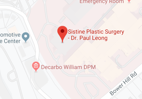 Our Locations, Sistine Facial Plastic Surgery